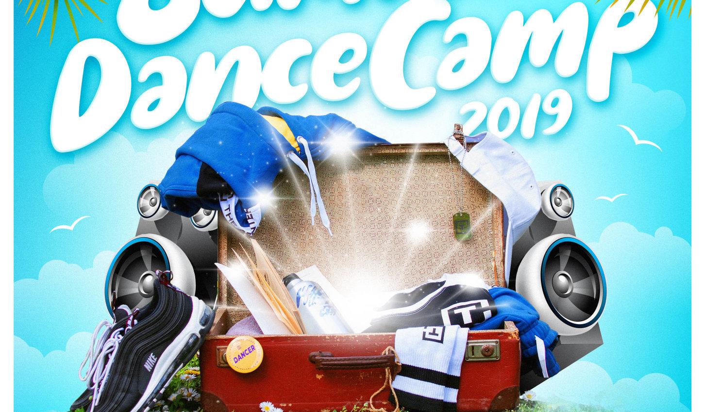 THE CENTER SUMMER DANCE CAMP 2019
