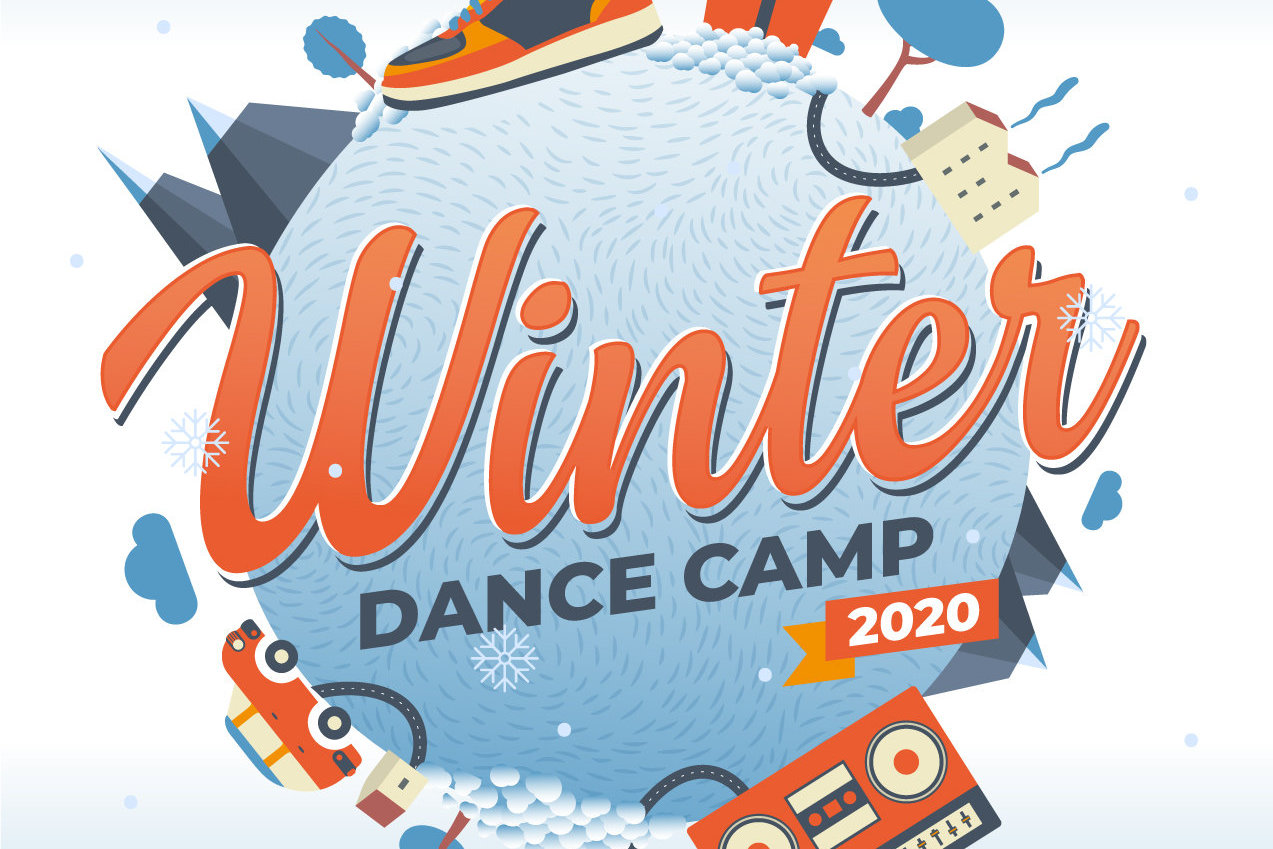 THE CENTER WINTER DANCE CAMP 2020